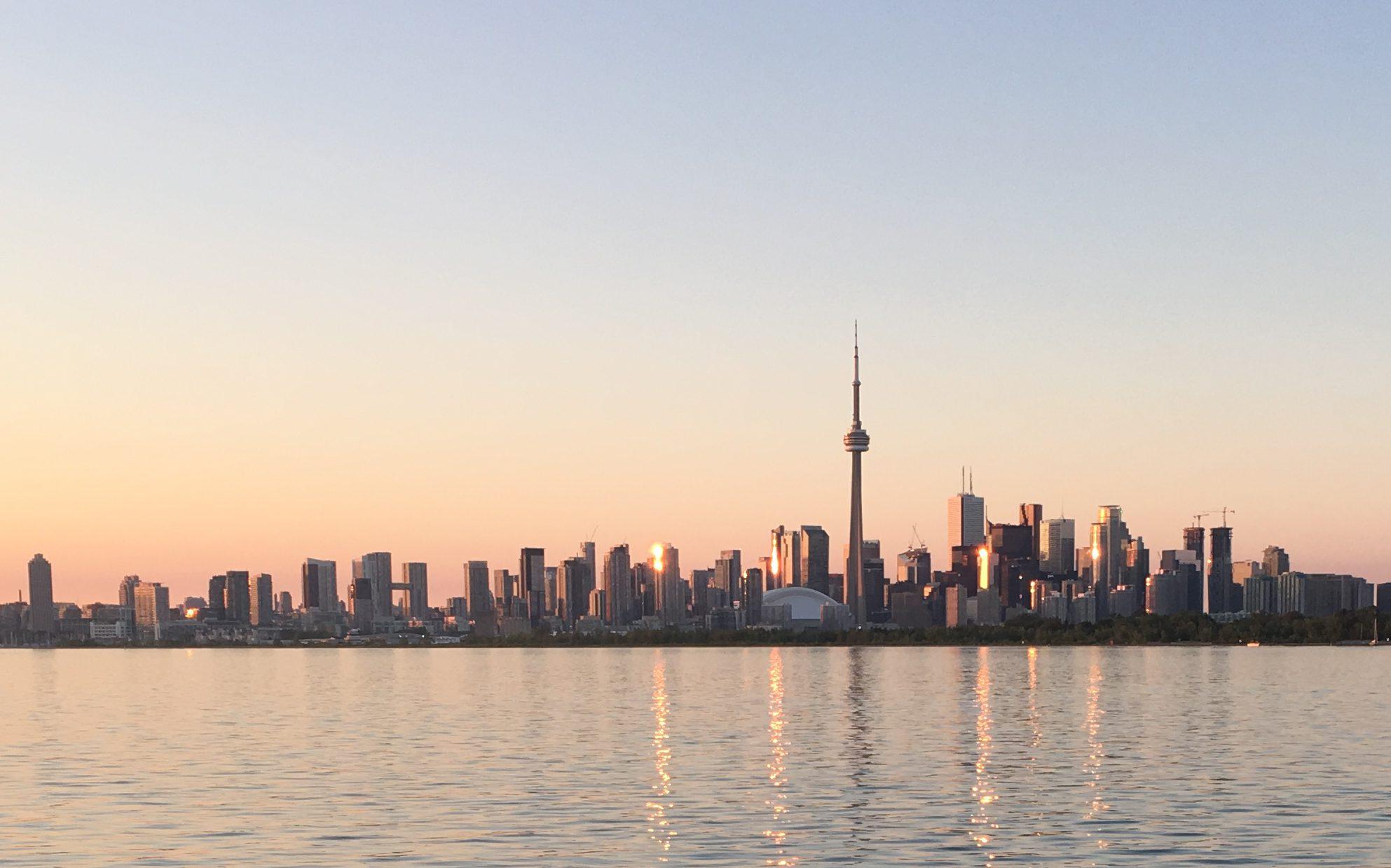 加拿大多伦多一日游